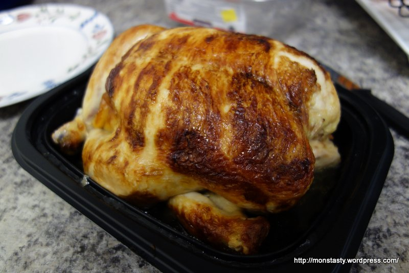 The most EFFECTIVE way to eat rotisserie chicken 雞盡其用,Costco 烤雞吃法大全 – 準備篇